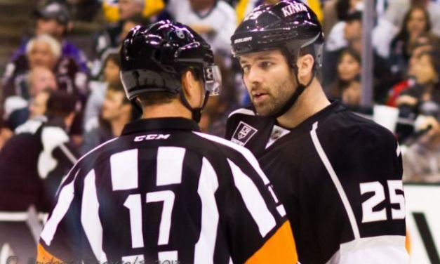 Tonight's NHL Referees & Linesmen – 11/9/14