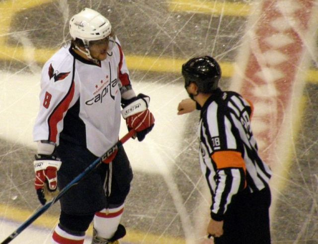 Tonight's NHL Referees & Linesmen – 2/20/16