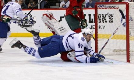 Kadri Suspended for Three Games