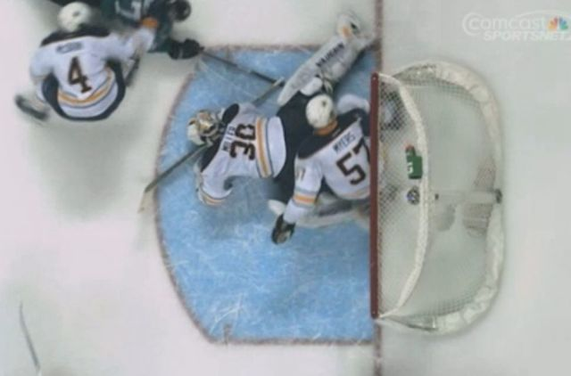 Sharks Score Game-Winner in OT; Nobody Notices