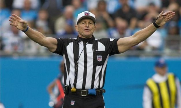 NFL Ref Ed Hochuli With the Best Explanation Ever