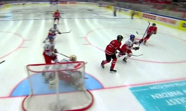 IIHF Reviewing Hit on Linesman at World Juniors