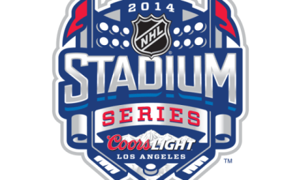 Stadium Series Referees – Kings vs. Ducks
