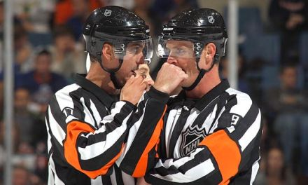 Tonight's NHL Referees – 2/28/14
