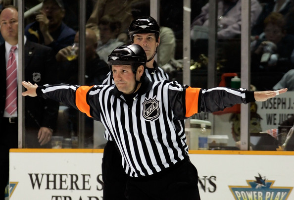 Tonight's Officials – 2/1/14