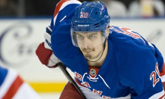 No Suspension Expected for Kreider Hit on Tyutin