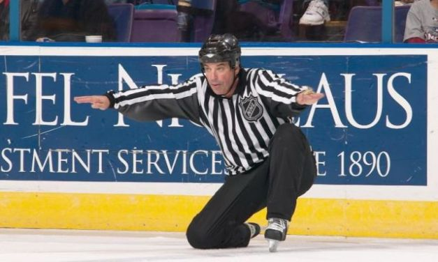 Today's NHL Referees – 3/30/14