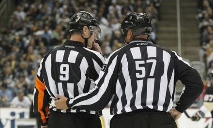 Tonight's Officials – 1/7/14