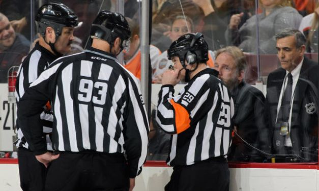 Tonight's Officials – 1/14/14
