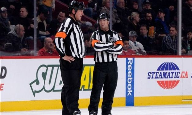 Report: NHL Referees and Linesmen Close on 5-Year CBA