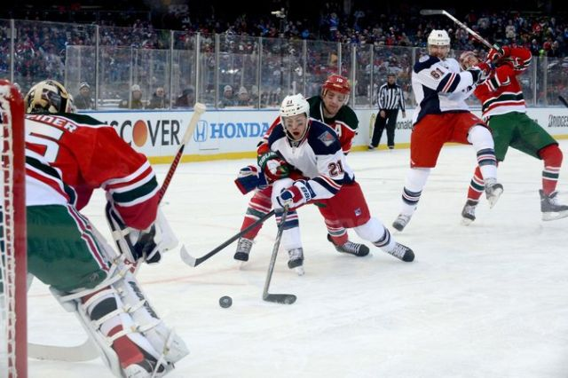 Stadium Series: Did Stepan Deserve a Penalty Shot?