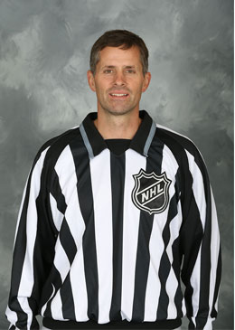 NHL Linesman Mark Wheler (#56)