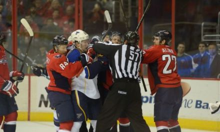 Tonight's NHL Referees & Linesmen – 11/3/15