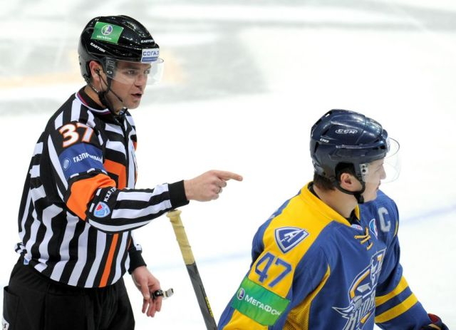 Olympic Hockey Referees – Medal Round