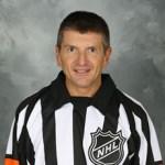 NHL Referee Tim Peel (#20)