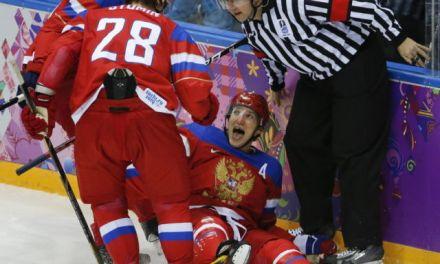 Today's Olympic Hockey Referees (2/14/14)