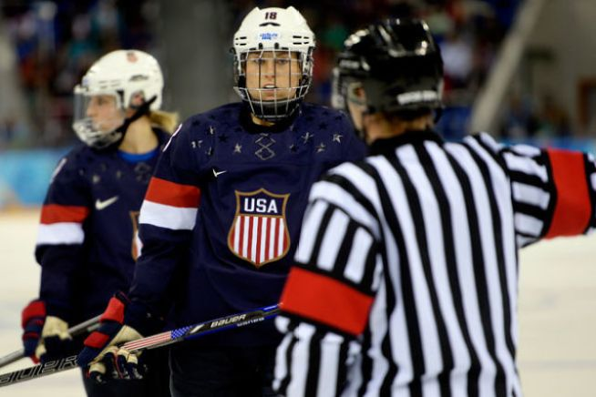 Team USA Olympic Women
