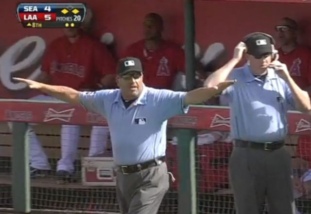MLB Video Review Overturns Call for First Time