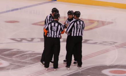 Tonight's Officials – 10/8/14