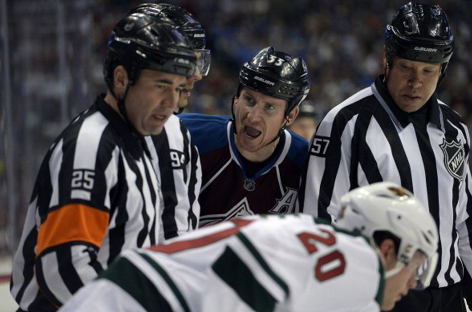 Tonight's NHL Playoff Referees – 5/1/14