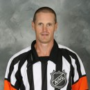NHL Referee Dan O'Rourke (#9)