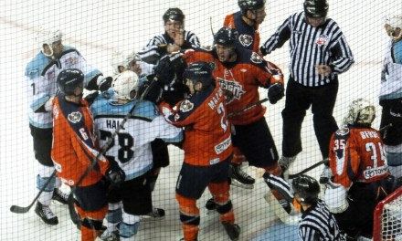 ECHL Names Officials for Kelly Cup Finals