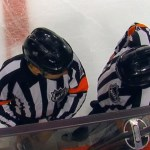 Tonight's NHL Referees and Linesmen – 3/15/18