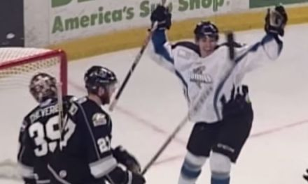 Referee Stephen Reneau and the Longest Game in ECHL History