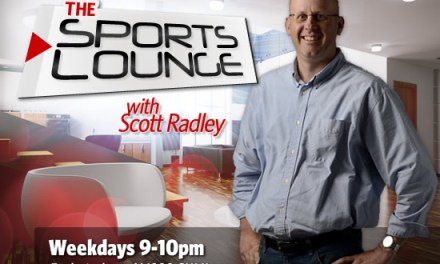 Talking Refs in the Sports Lounge with Scott Radley