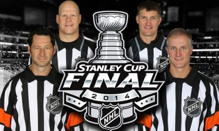 Stanley Cup Final Referees – Rangers/Kings Game 5