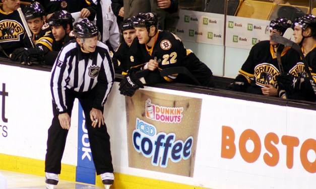 NHL Linesman Tim Nowak to Officiate Final NHL Game