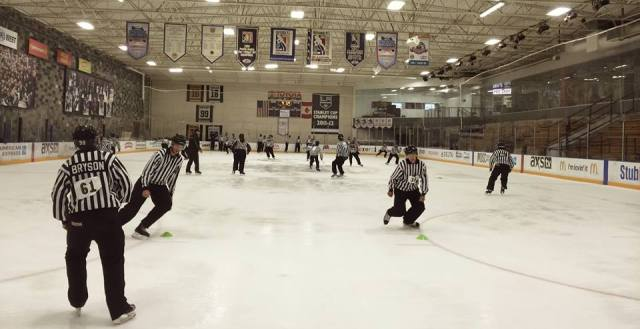 CA Ref School Skating Drills