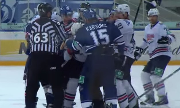 KHL Defends Officials on Calls, Non-Calls