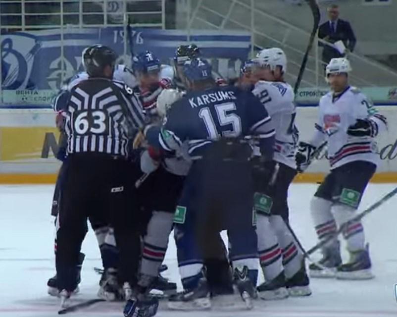 KHL Defends Officials on Calls, Non-Calls