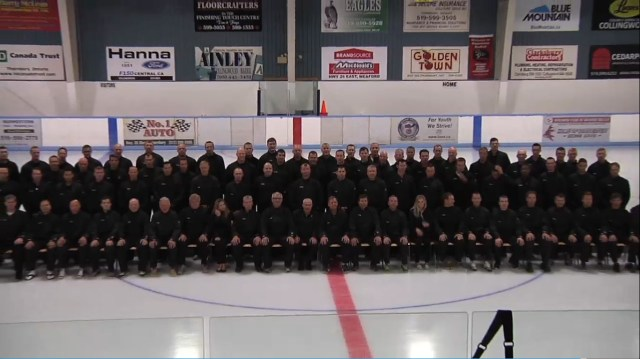 NHL Officials Training Camp 2014