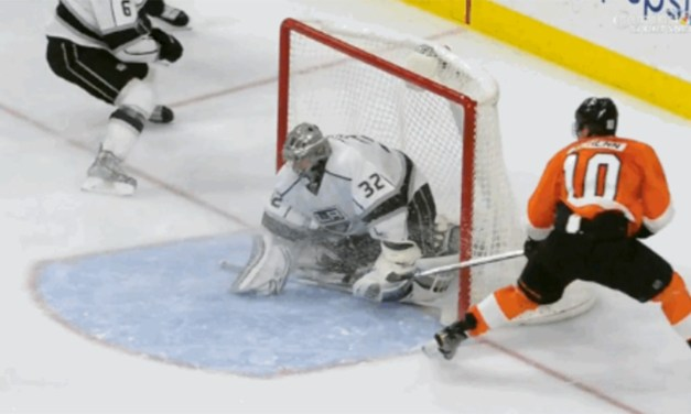 You Make The Call: Was Flyers Game-Winner a Good Goal?