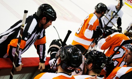 Tonight's NHL Officials – 10/29/14