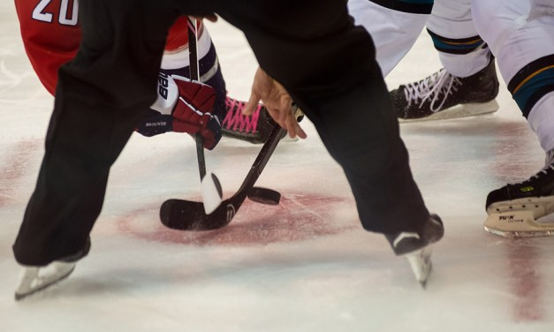 Tonight's NHL Referees & Linesmen – 4/9/15