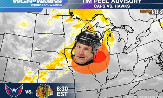 Tonight's NHL Officials – 11/7/14