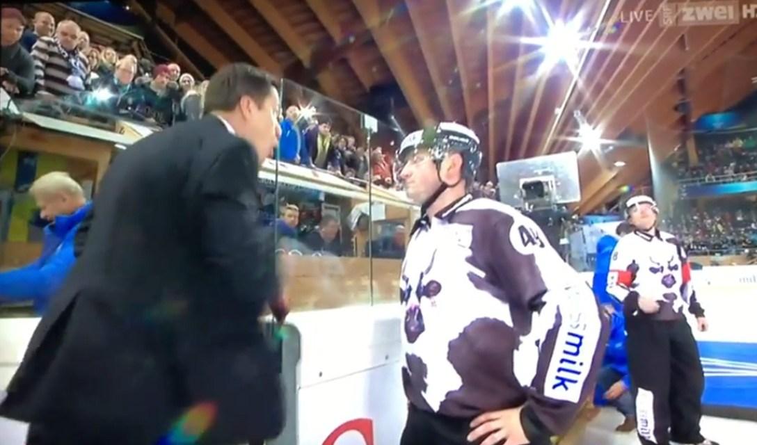 Canada Coach Boucher Blasts Refs After Spengler Cup Loss