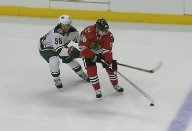 Haula Goes off for Hooking