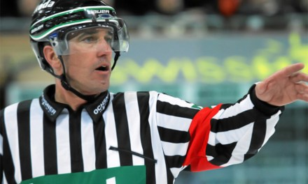 Spengler Cup Referees & Linesmen