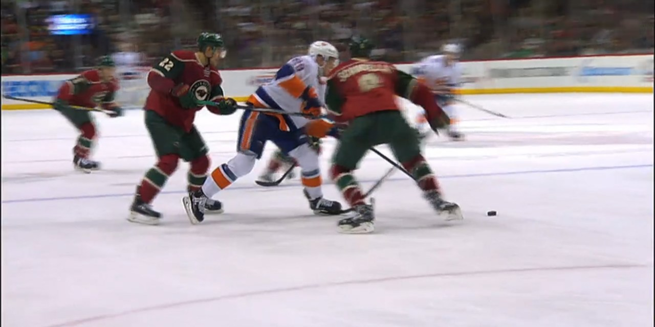 Wild's Scandella Suspended 2 Games for Head Shot