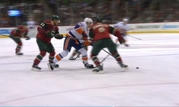 Wild's Scandella Suspended 2 Games for Head Shot