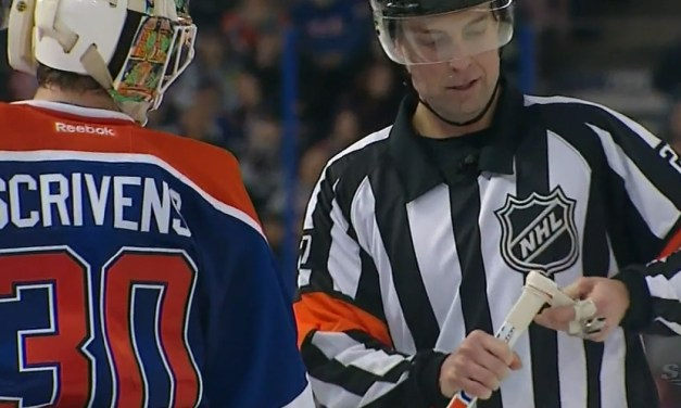 Tonight's NHL Referees & Linesmen – 2/16/15