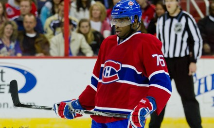 Habs' Subban Fined For Diving… Again