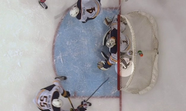 Rangers Goal Missed on Ice, Awarded by Situation Room