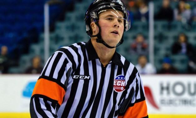 Help Support Referee Nic Leduc