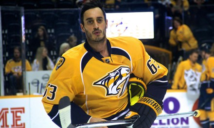 Ribeiro Claims Preds Were 'Robbed by Refs'