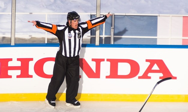 Tonight's NHL Referees & Linesmen – 3/3/16